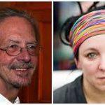 Ольга Токарчук и Петер Хандке получили Нобелевскую премию по литературе