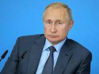 Путин поздравил Марийский театр драмы с открытием юбилейного сезона