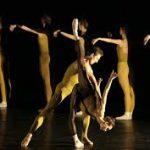 Нидерландский театр танца привез в Москву четыре одноактных балета