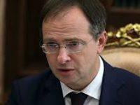Мединский рассказал Путину о ходе реализации нацпроекта «Культура»
