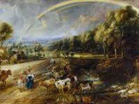 Пейзажи Рубенса окажутся рядом спустя два века