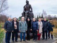 Памятник Александру Суворову установили во Владимирской области