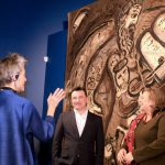 """В """"Новом Иерусалиме"""" открылась выставка работ знаменитого авангардиста"""