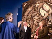 В «Новом Иерусалиме» открылась выставка работ знаменитого авангардиста
