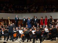 В «Зарядье» артисты Мариинского театра исполнили «Иоланту»