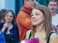 Катерина Шпица представила в Сочи фильм «Молодое вино»