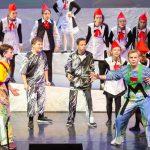 Детский музыкальный театр юного актера отметил юбилей