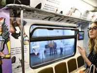 В метро Москвы запустили поезд, посвященный Сергею Михалкову
