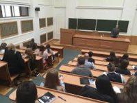 Высшей школе культурной политики и управления в гуманитарной сфере МГУ исполнилось 8 лет