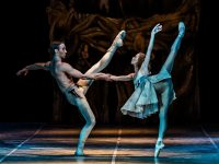 Театр балета Касаткиной и Василева показал классику русского авангарда