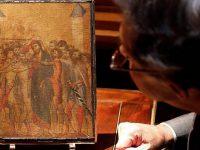 Франция объявила национальным достоянием картину Чимабуэ