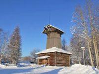 В музее «Малые Корелы» восстанавливают мельницу начала XX века