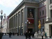 Утвержден план празднования столетия Театра Вахтангова