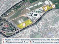 В Калининграде продолжается строительство культурно-образовательного комплекса