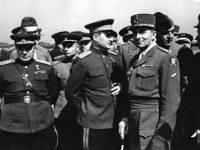 Минобороны опубликовало фотографии освободивших Европу советских полководцев