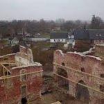 В Калининградской области приступили к консервации руин замков Бранденбург и Вальдау