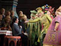 В Большом театре прошла премьера оперы «Садко»
