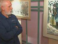 В Музее МХАТ — выставка работ Игоря Семенникова «Москва-Париж. Две столицы век назад»