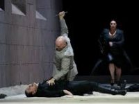 Из-за коронавируса опера «Кармен» в Берлине исполнялась без зрителей