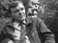 В Москве умер писатель-фронтовик Юрий Бондарев