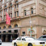 Карнеги-Холл будет закрыт до осени 2020 года