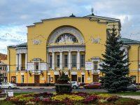 В Волковском театре в Ярославле начались репетиции