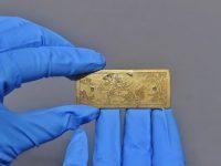 Археологи отыскали золото династии Мин