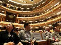 Мариинский театр открыли для зрителей