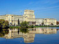 190 лет Московскому государственному техническому университету имени Баумана