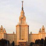 В здании МГУ на Воробьевых горах завершаются реставрационные работы