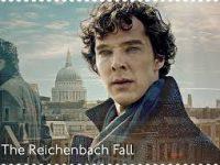 В Великобритании вышла серия марок с секретом, посвященных Шерлоку Холмсу