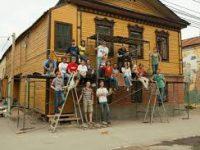 Волонтеры движения «Том Сойер Фест» пытаются сохранить исторический образ Читы