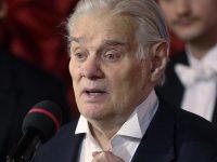 Театр им. Ермоловой поздравил Владимира Андреева с юбилеем