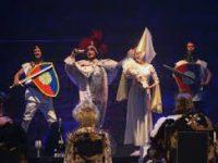 В Театре имени Моссовета идут премьерные показы «Ричарда Третьего»