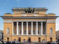Александринский театр рассказал о программе и проектах нового сезона