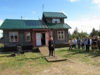 В Архангельской области деревянный аэропорт стал музеем