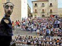 В испанской Сеговии проходит фестиваль театров кукол