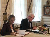 В Ярославской области подписали меморандум с Историческим музеем