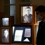 В музее - Великая Отечественная Александра Исаевича