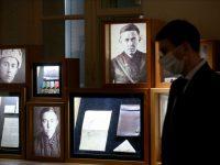 В музее — Великая Отечественная Александра Исаевича