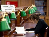 Читатели библиотек выбирают Водолазкина, Лукьяненко и Пелевина