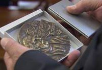 В Москве впервые вручили памятные медали имени Владимира Стожарова