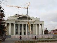 Началась реконструкция саратовского Театра оперы и балета