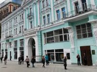 Театр Ермоловой закрывается на карантин из- за коронавируса