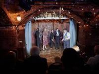 Премьеру спектакля «Кабаре Терезин» об узниках концлагеря покажут в Москве