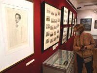 В Москве открылась выставка, посвященная Андрею Белому