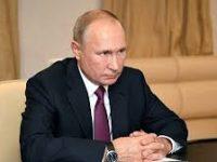 Путин поручил отработать вопрос финансирования кинематографии