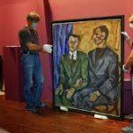 """Выставка """"еврейского авангарда"""" открывается в """"галерее на Шаболовке"""""""