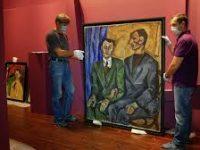 Выставка «еврейского авангарда» открывается в «галерее на Шаболовке»