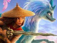 Мультфильм «Райя и последний дракон» возглавил прокат в России в выходные